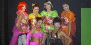 actuació drag queen Foto 1