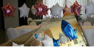 Decoració de taules infantils, tipus 2 Foto 1