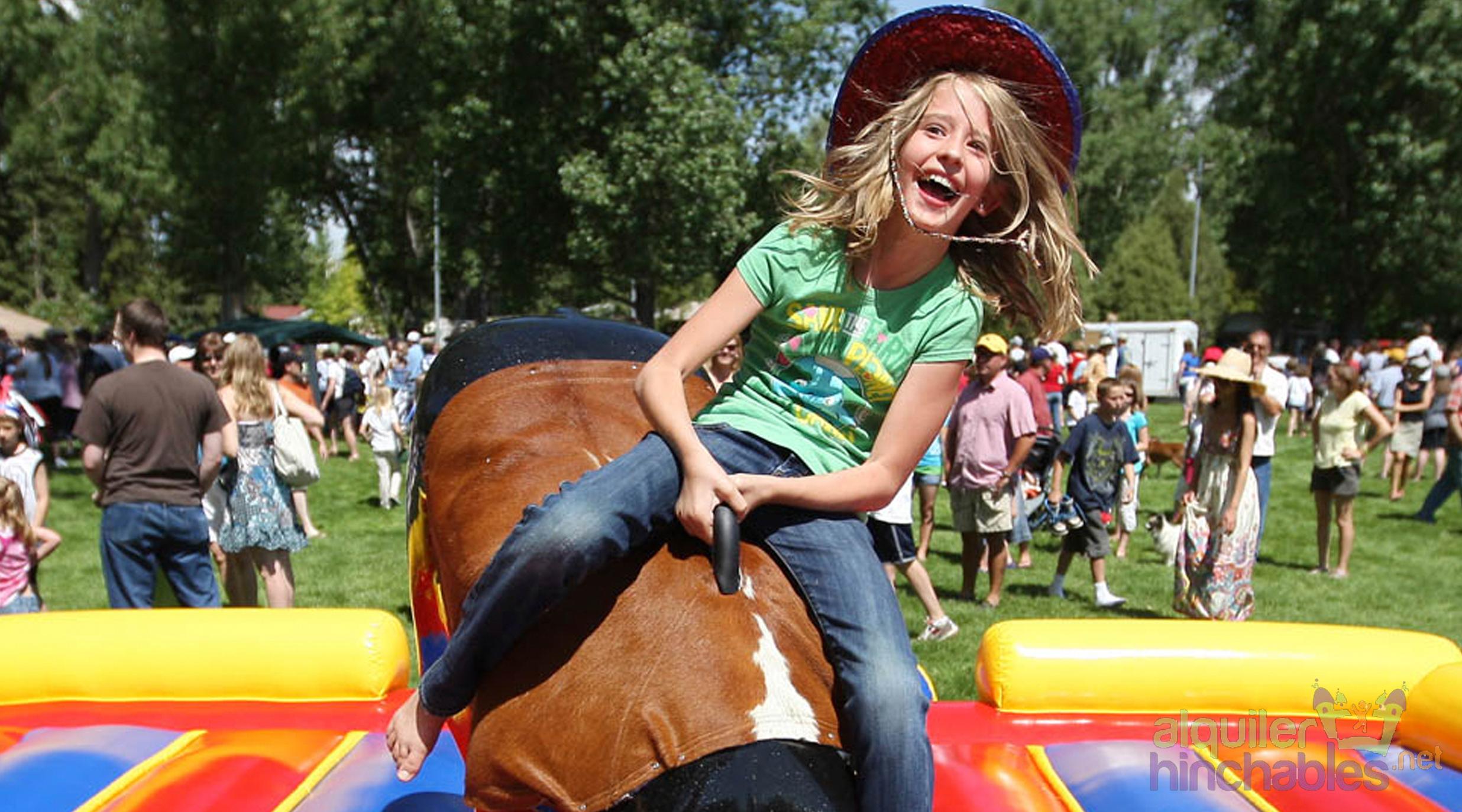 Festa Temàtica Far West Foto 1