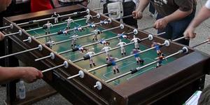 Futbolins Foto 1