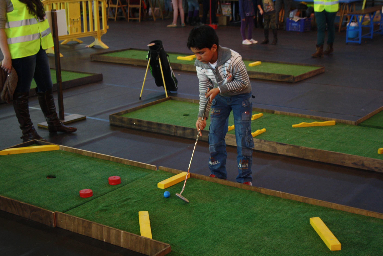 mini Golf Foto 1