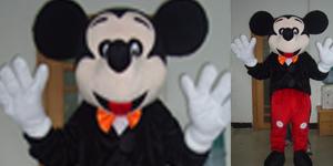 Visita de Mickey Mouse Foto 1